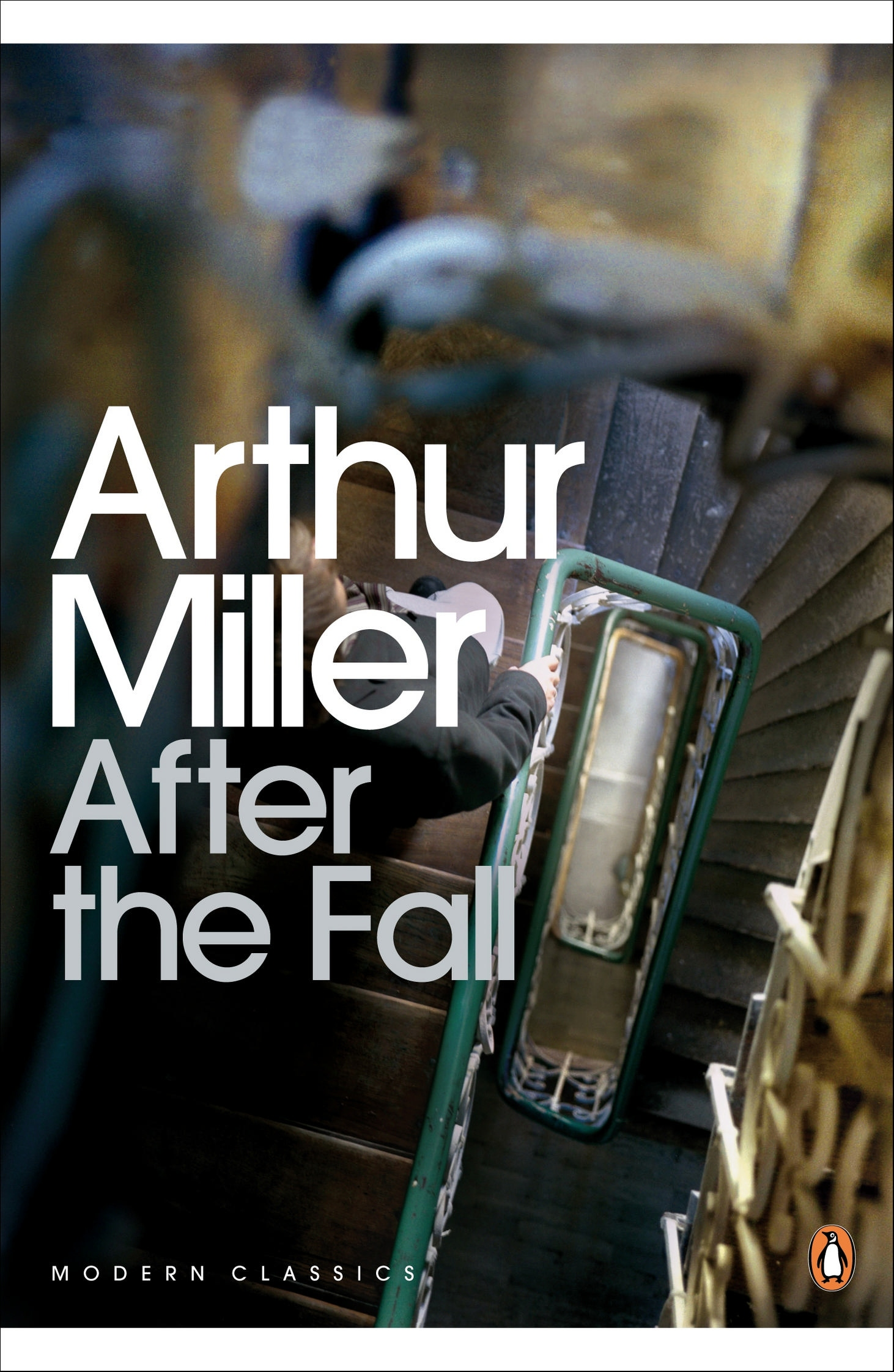 a dark theme in after the fall by arthur miller Written by arthur miller,  while the powerlessness of the laboring class is a recurring theme in  in a sleepy little new england village stands a dark,.