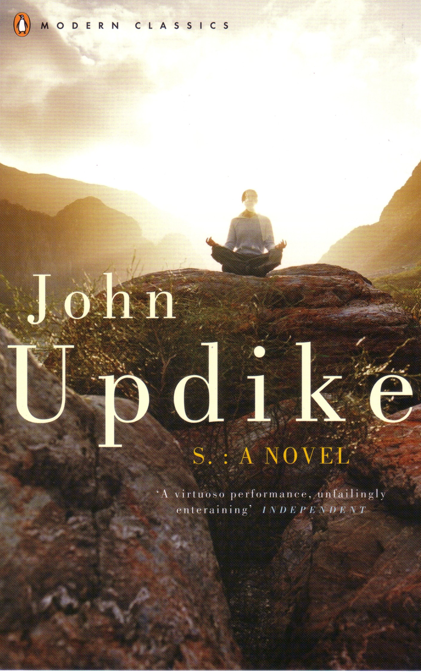 an introduction to the life and literature by john updike In an interview updike stated, i began as a writer of light verse, and have tried to carry over into my serious or lyric verse something of the strictness and liveliness of the lesser form an acclaimed and award-winning writer of fiction, essays, and reviews, john updike also wrote poetry for most of his life.